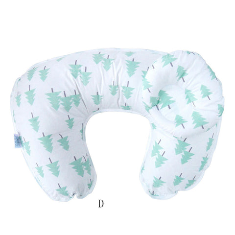 2Pcs Nursing Support Pillow Breastfeeding Pregnancy Maternity Pillow Cuddle Baby Mom Nursing Support - Trendy Smilez