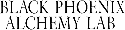 Black Phoenix Charity Sale
