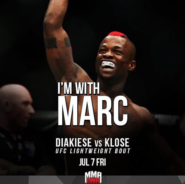 Marc Diakiese, Drakkar Klose get into heated argument backstage at TUF 25 Finale weigh-ins