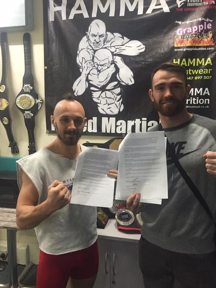 HD & Hamma MMA Move Forward With New Athlete Signings.