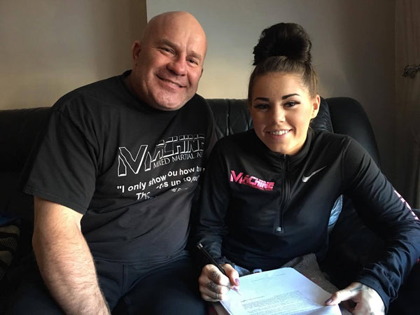 HD Athlete Kennedy Freeman Signs Multi Fight Deal With EFC Africa.