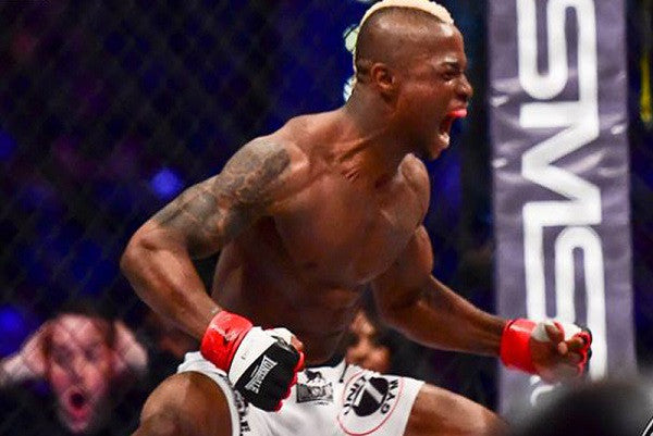 Marc Diakiese Heads Out To New York For UFC Albany.