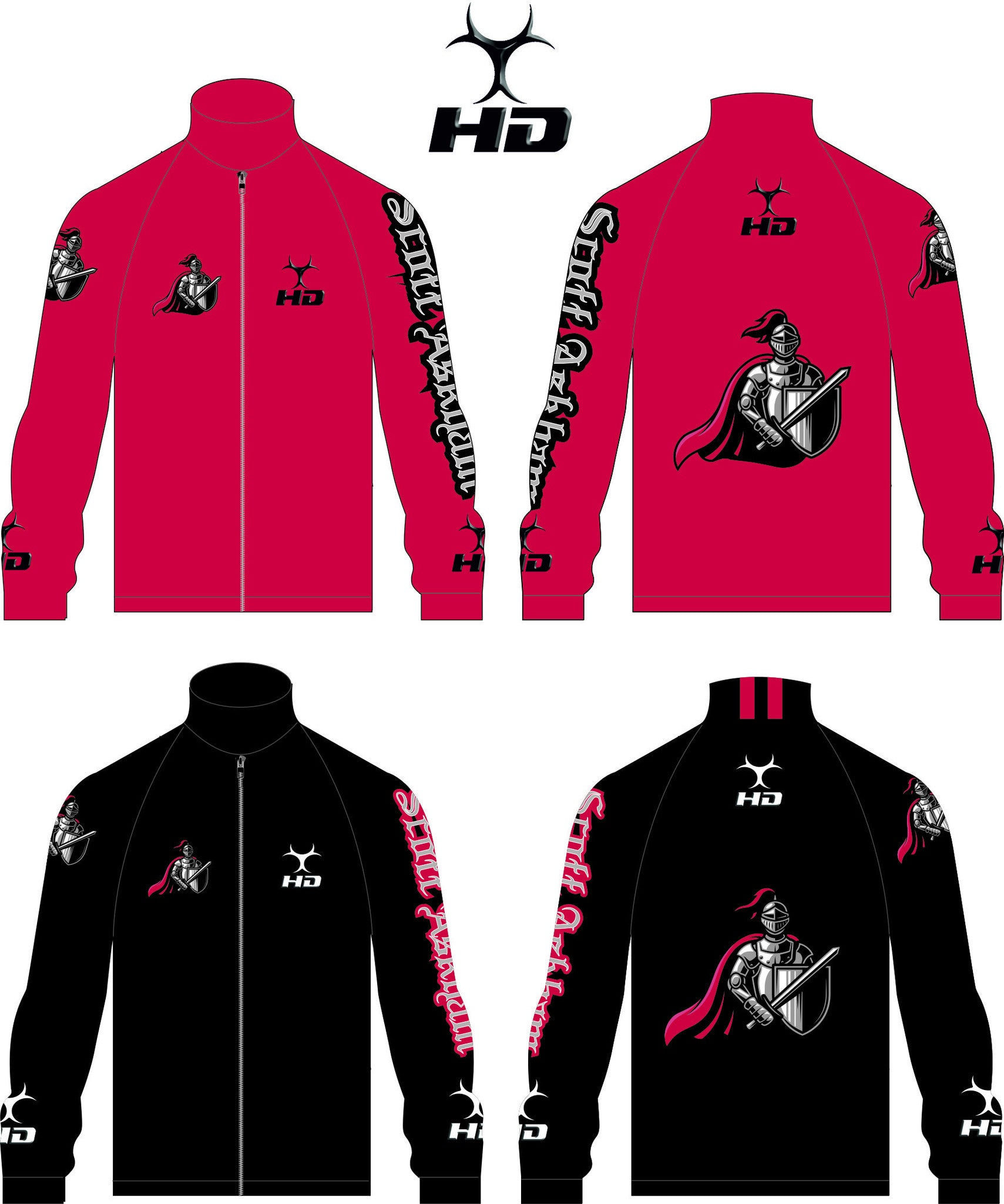 HD Launch Official Scott Askham Limited Edition Tracksuit Top Only £49.99