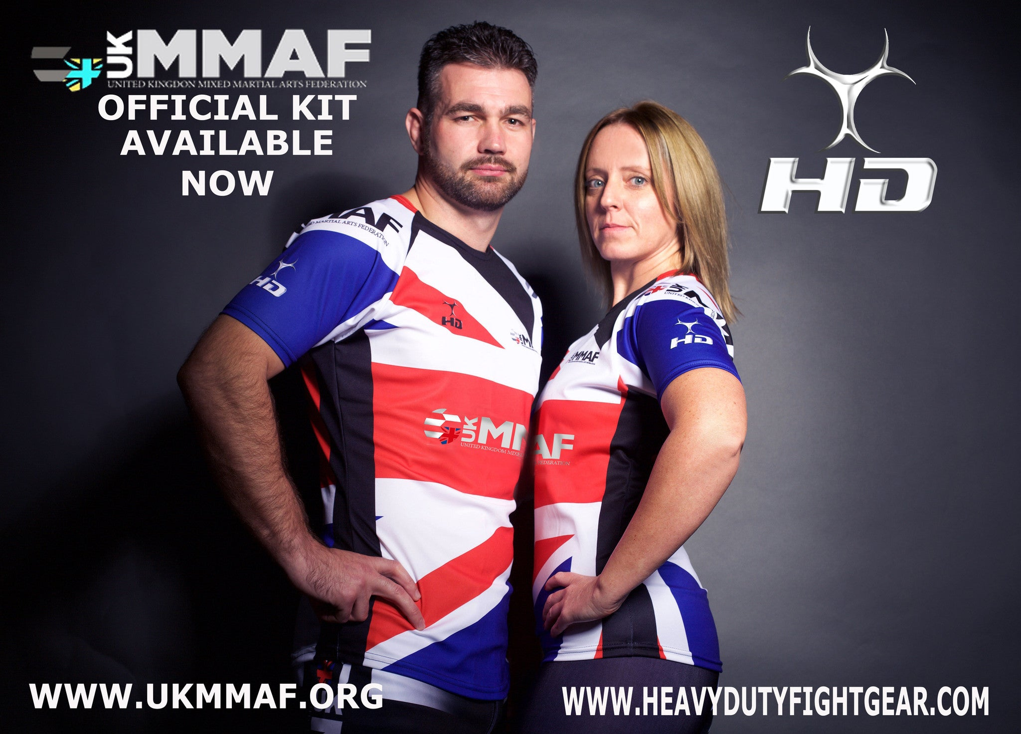 UKMMAF Official Kit - On Sale Now