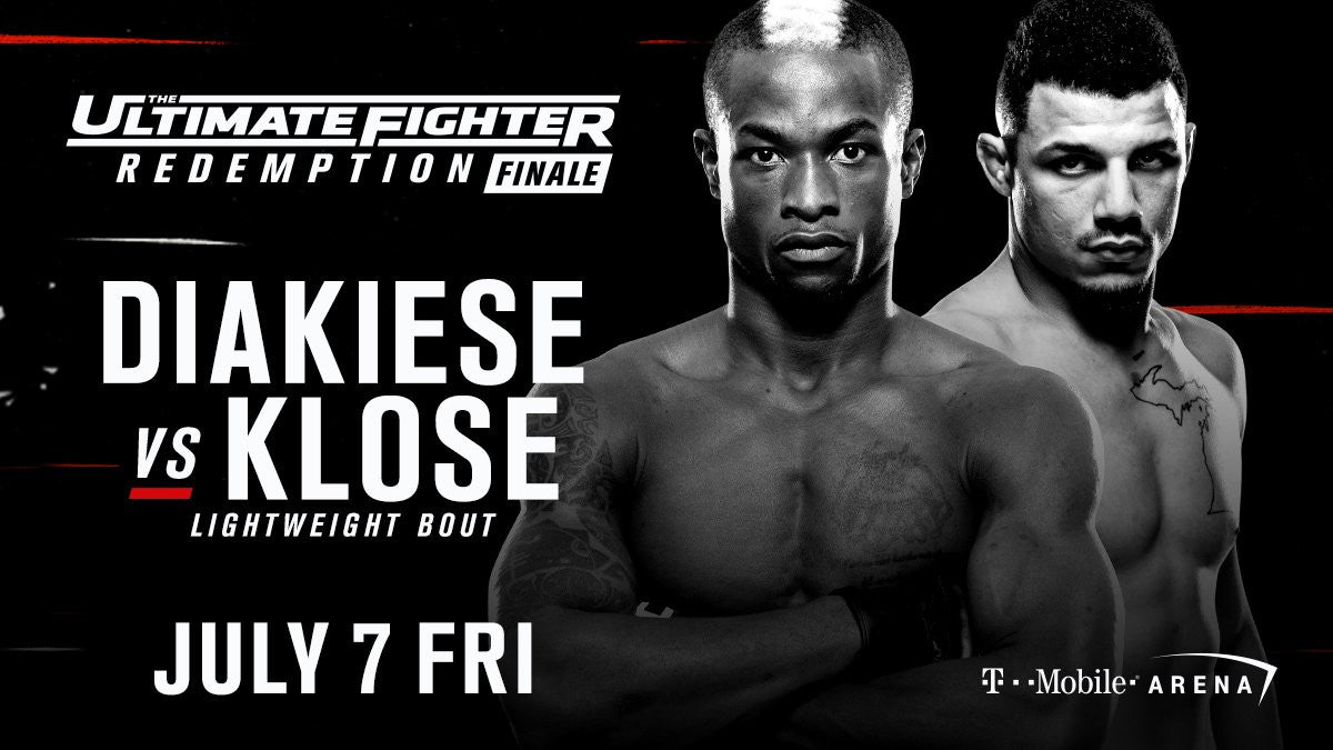 HEAVY DUTY FIGHTER DIAKIESE WANTS MORE THAN TO MAKE A LIVING IN THE UFC, HE WANTS A BELT!!