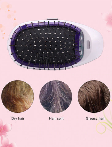 Electric Ionic Styling Hairbrush - SAVE 60% TODAY