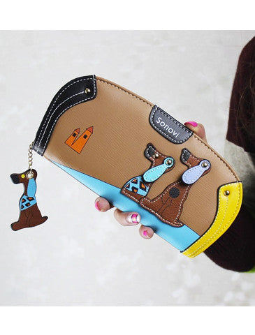 Cute Dog Purse - FREE SHIPPING