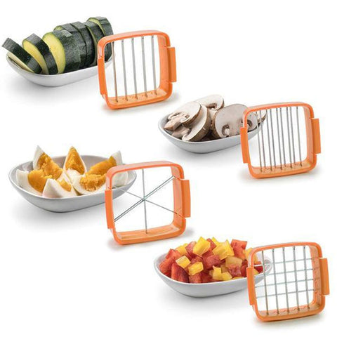 RAPID Slice™ Fruit & Veg Cutter - SAVE 50% TODAY