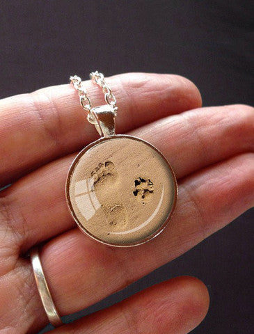 By My Side Forever Dog Necklace - 60% OFF TODAY