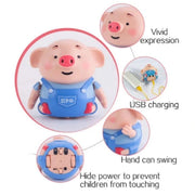 Magical Inductive Piggy Toy