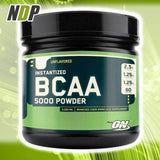 Optimum Nutrition /// BCAA 5000 Powder - (345g - 60 servings)