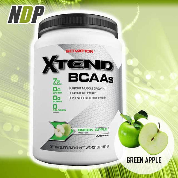 Scivation /// Xtend - Green Apple (30 servings)