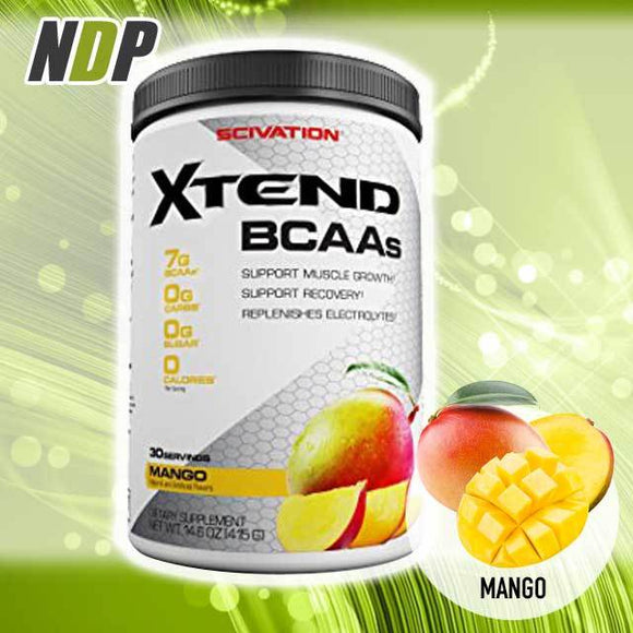 Scivation /// Xtend - Mango (30 servings)