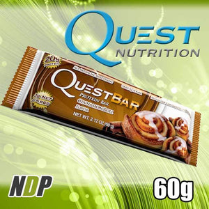 Cinnamon Roll /// Quest (60g)