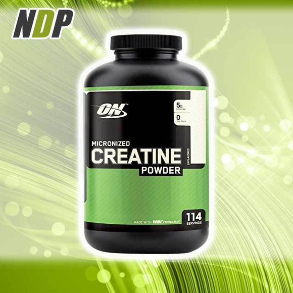 Optimum Nutrition /// Creatine (600g)