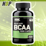 Optimum Nutrition /// BCAA 1000 (400caps)