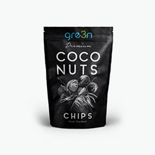 Gre3n /// Coconut Chips (30g)