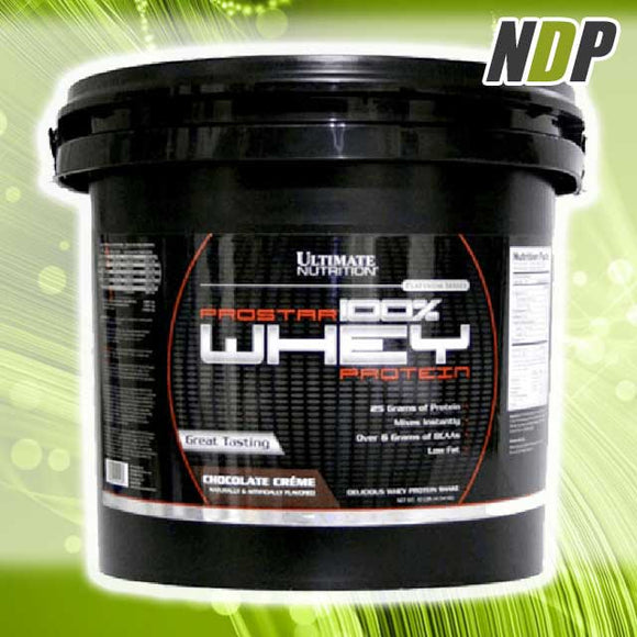 Ultimate Nutrition /// Prostar Whey (10lbs)