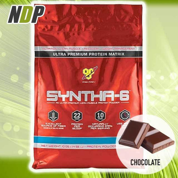 BSN /// Syntha-6 - Chocolate (10lbs)