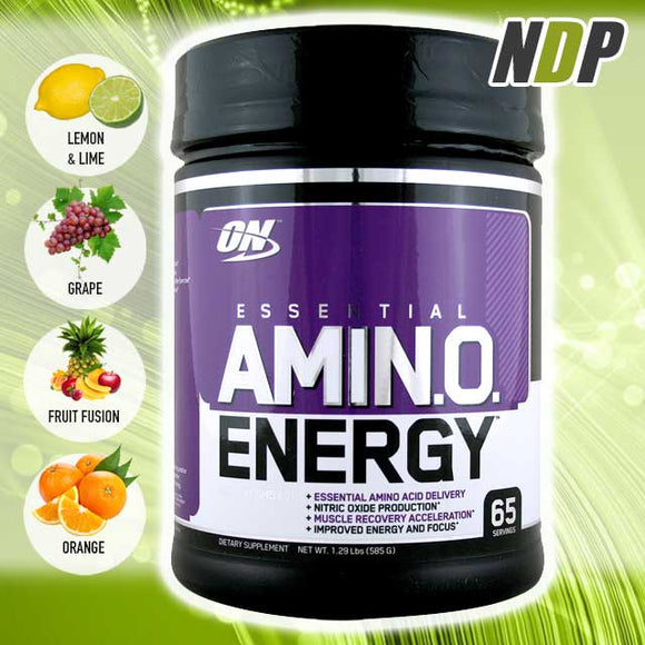 Optimum Nutrition /// Amino Energy (270g)
