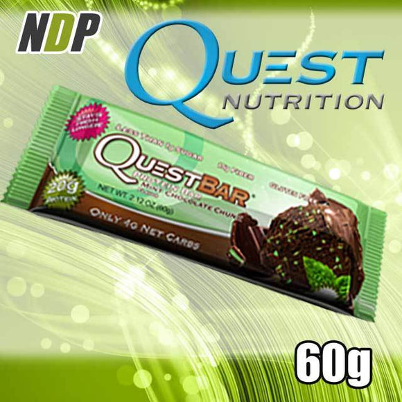 Mint Choc Chunk /// Quest (60g)