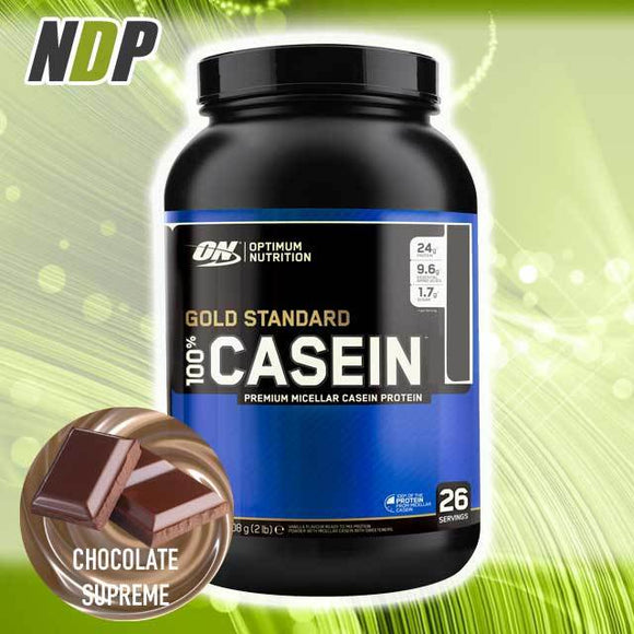 Optimum Nutrition /// Casein - Choc (2lbs)