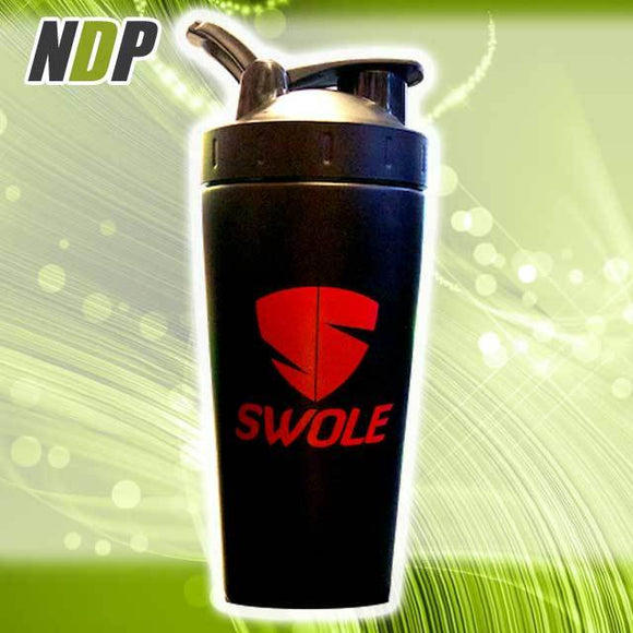 Swole /// Stainless Shaker