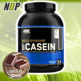 Optimum Nutrition /// Casein - Chocolate (4lbs)