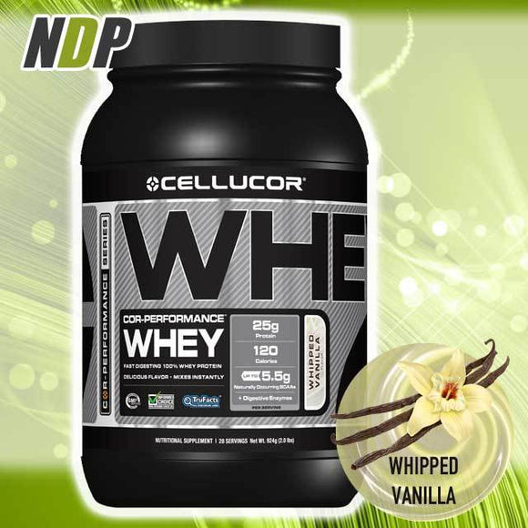 Cellucor /// Whey - Vanilla (2lbs)