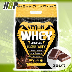 Venum /// Whey - Chocolate (4lb)