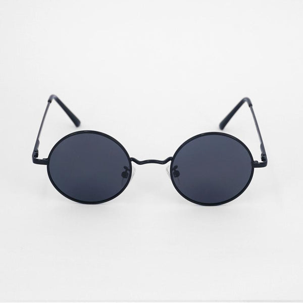 Ned vintage round polarized sunglasses