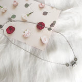 Beloved stainless steel necklace