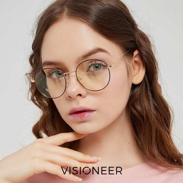 Allie (PHOTOCHROMIC TRANSITION + 100% EYESAFE)EYEGLASSES