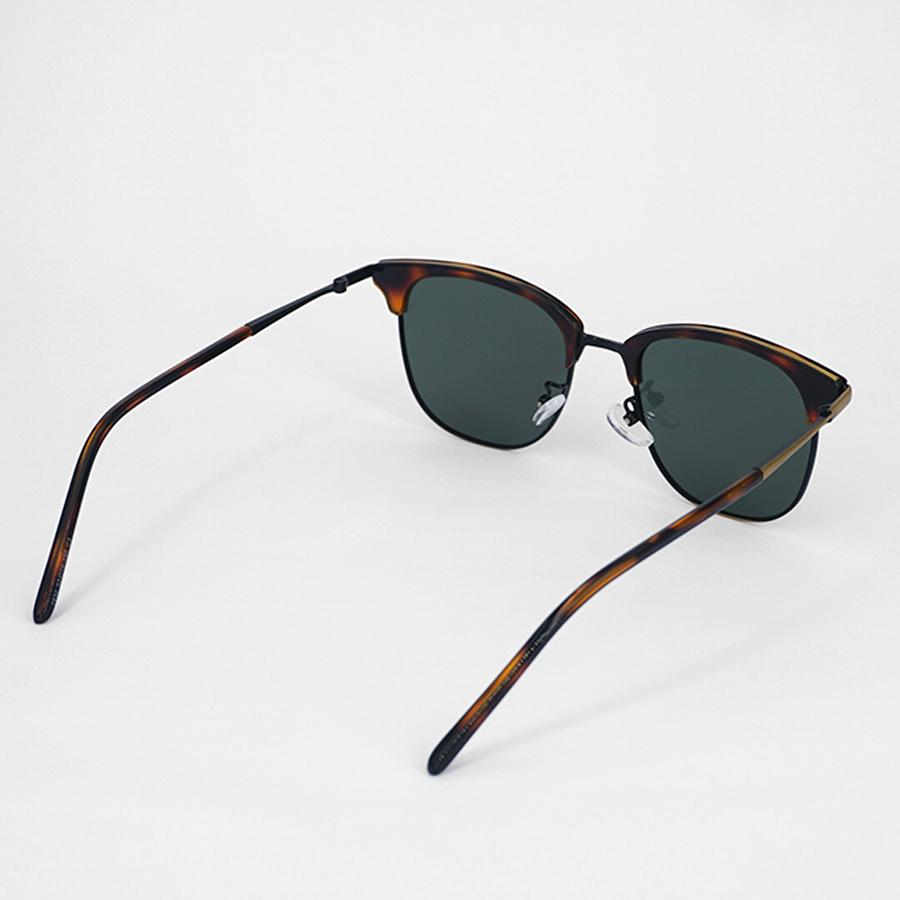 Brooklyn tortoise polarized sunglasses