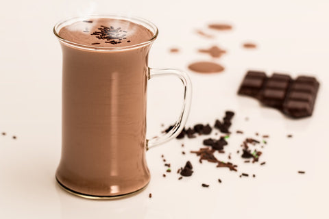 Hot chocolate dairy milk