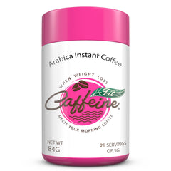 The slimming coffee, Fit Caffeine