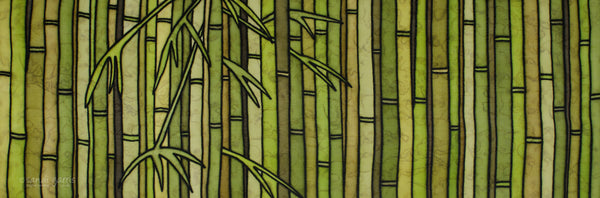 Bamboo Forest 12 x 26