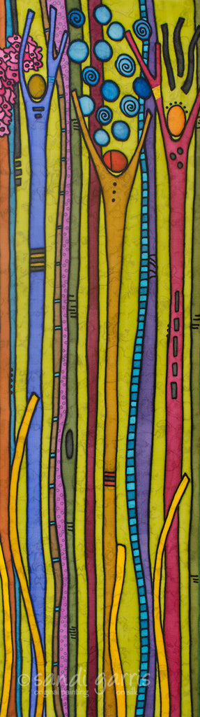 Secret Life of Trees   11 X 32