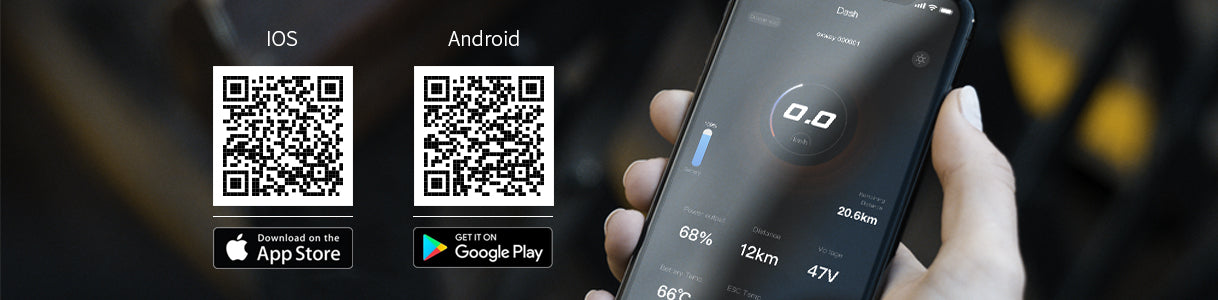 Exway x1 smartphone enabled