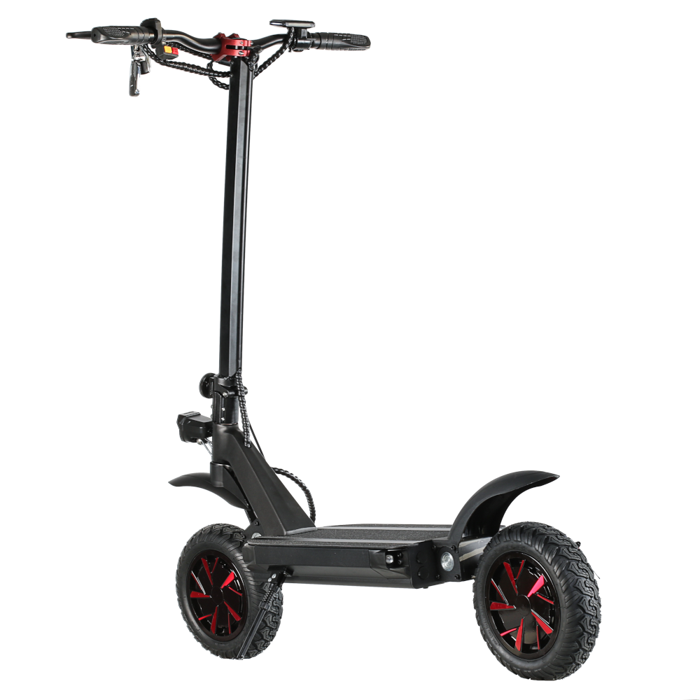 Gaterbx Firefly Dual Motor/Suspension 60V 3000W Foldable Electric Scooter