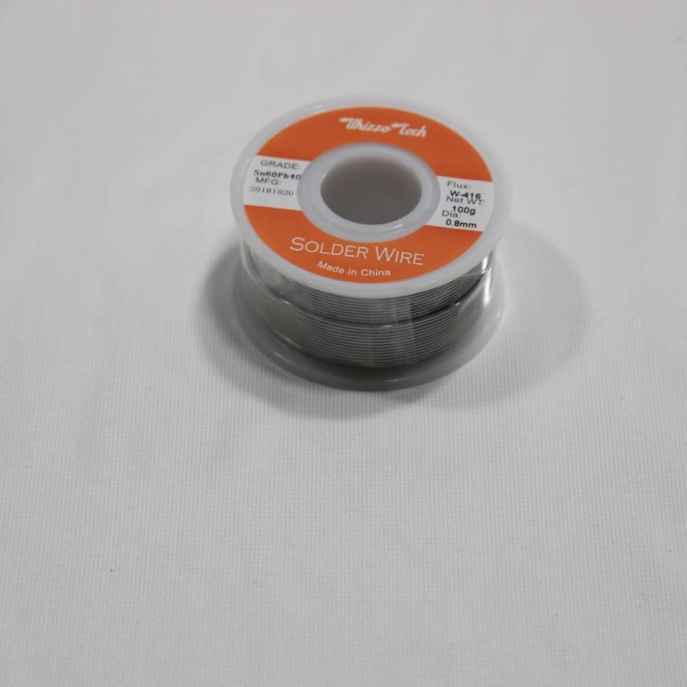 """60//40 Tin Lead Rosin Core Solder Wire Electrical Sn60 Pb40 Flux 0.031/""""//0.8mm 1lb"""