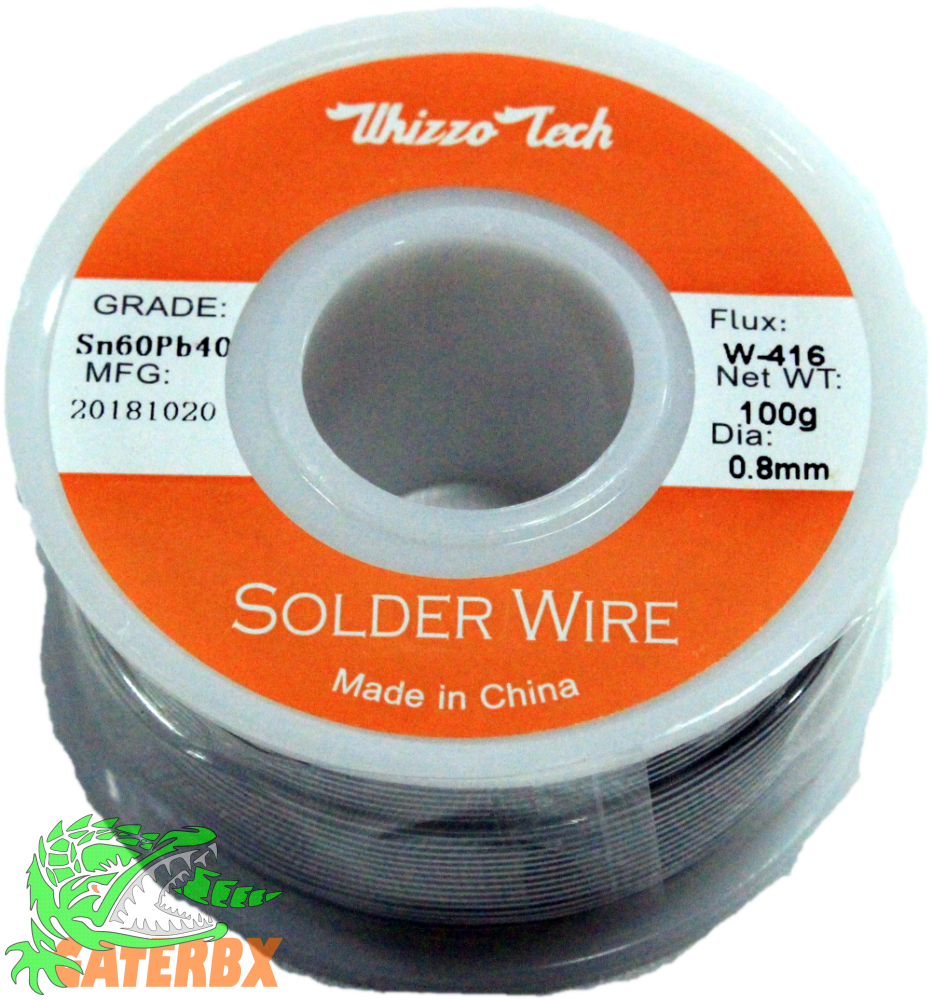 60-40 Tin Lead Rosin Core Solder Wire Soldering Sn60 Pb40 Flux .031/0.8Mm Tools