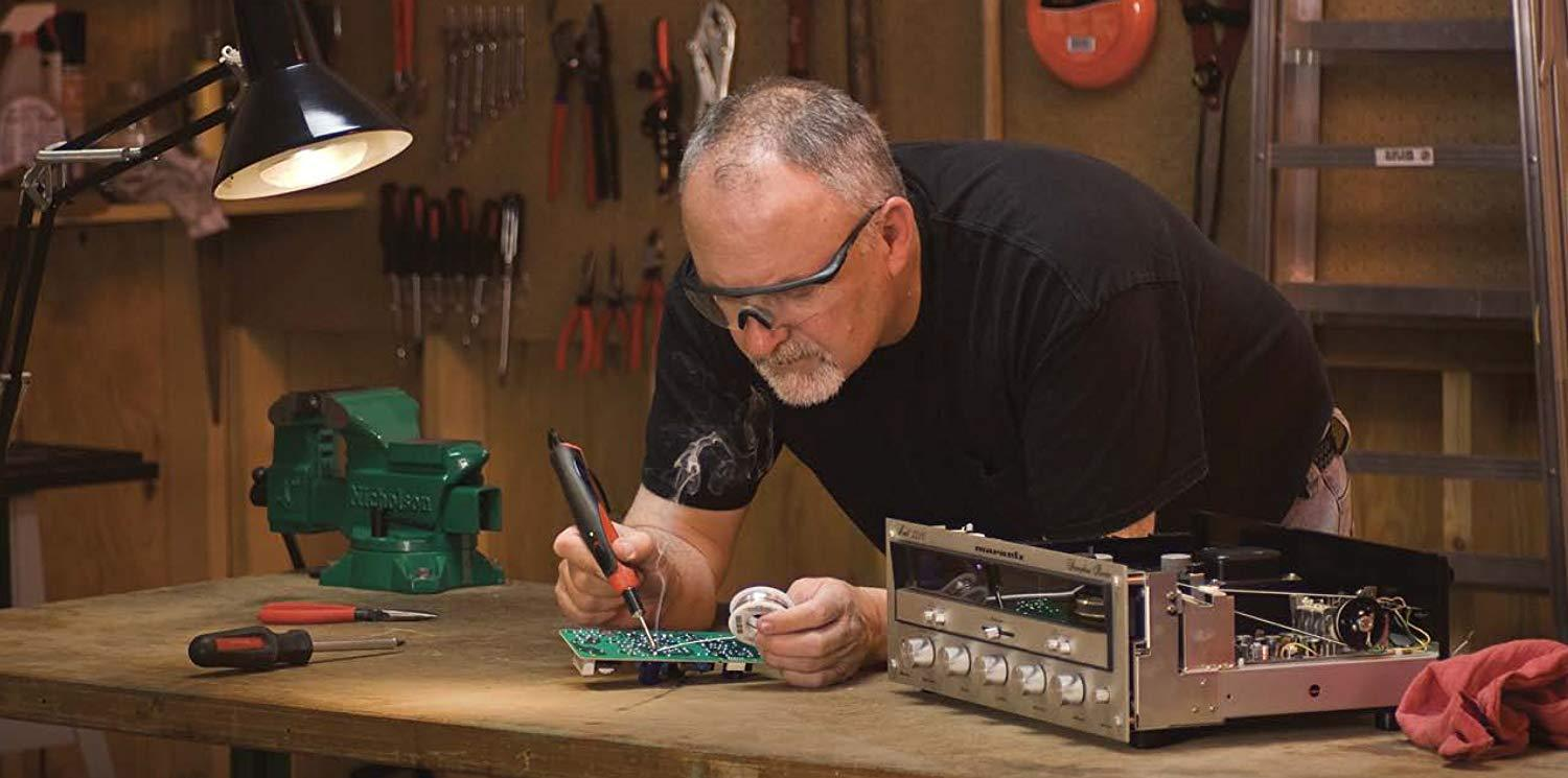 Weller High-Performance Soldering Iron Tools