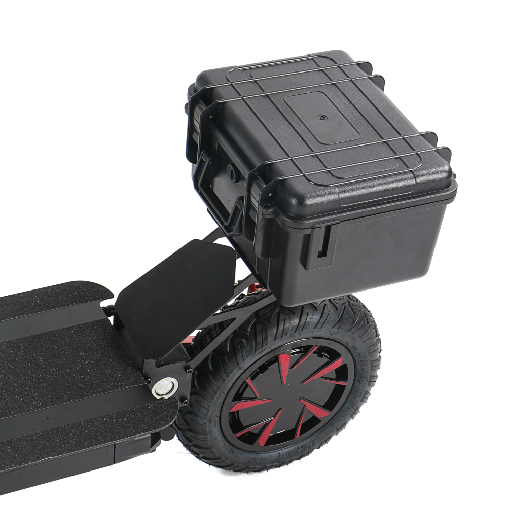 Firefly stand up electric scooter Rear Box Bracket and box