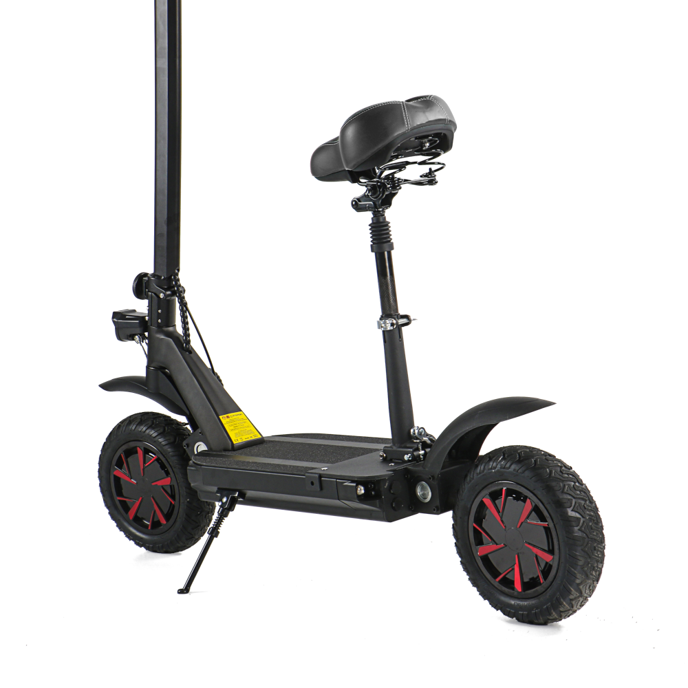 Firefly stand up electric scooter seat
