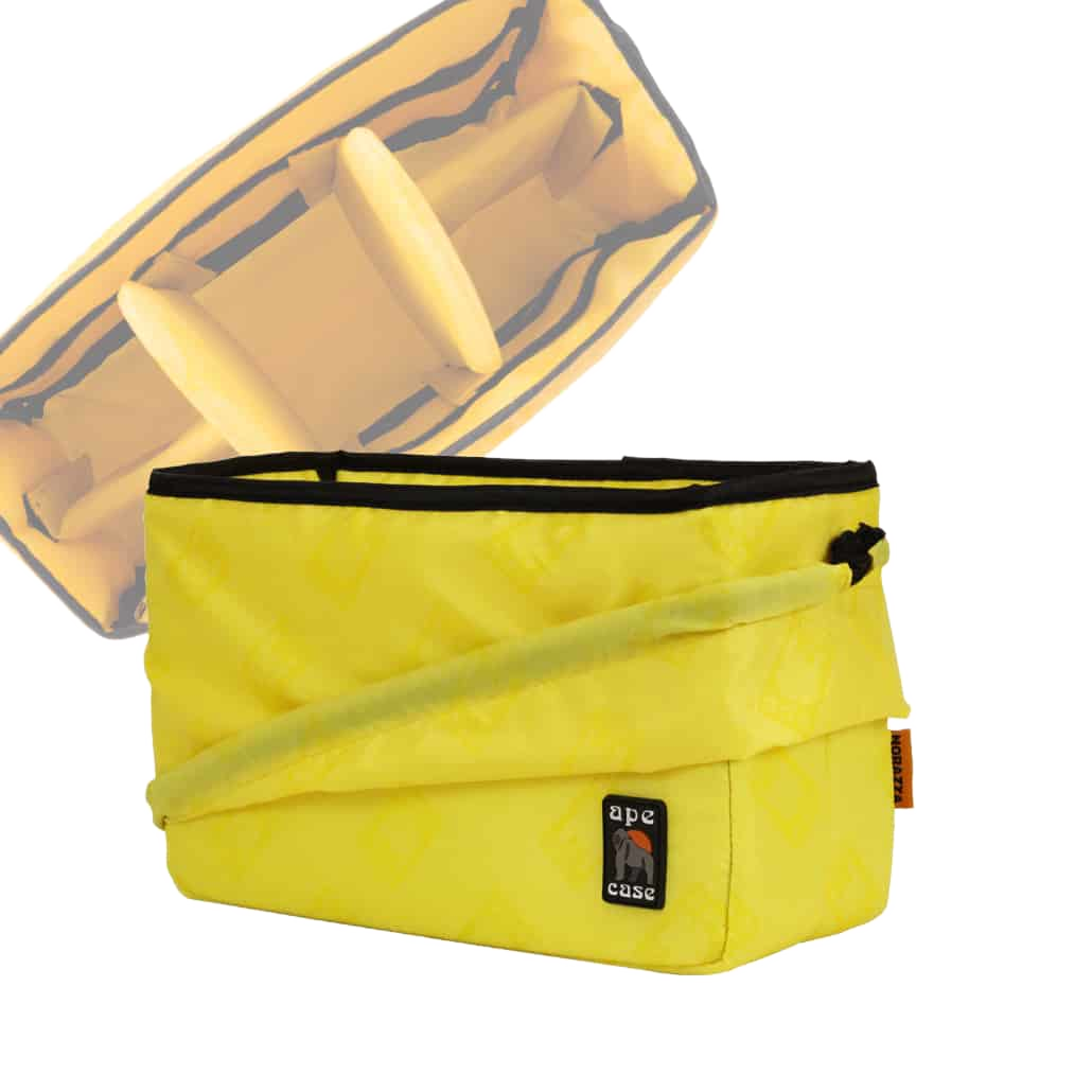 Ape Case Cubeze QB39 Flexible Storage Cube (Yellow)