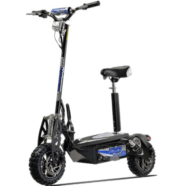 Uberscoot 1600W 48V Electric Scooter By Evo Powerboards Scooter