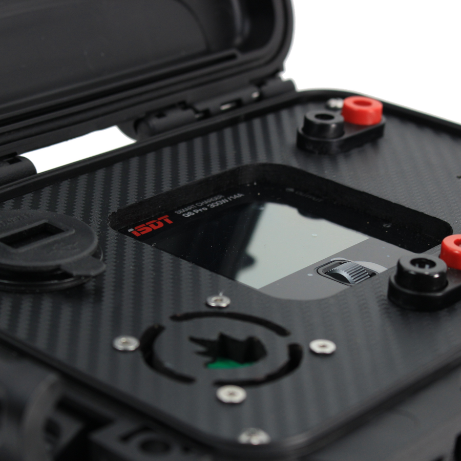 Nanuk 903 Isdt Mini Charging Case Cases