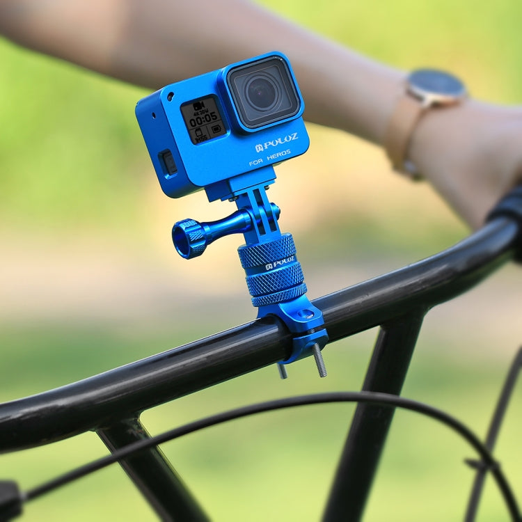 360 Degree Rotation Bike Aluminum Handlebar scooter GoPro HERO Session, DJI OSMO,Xiaoyi  Action Cameras