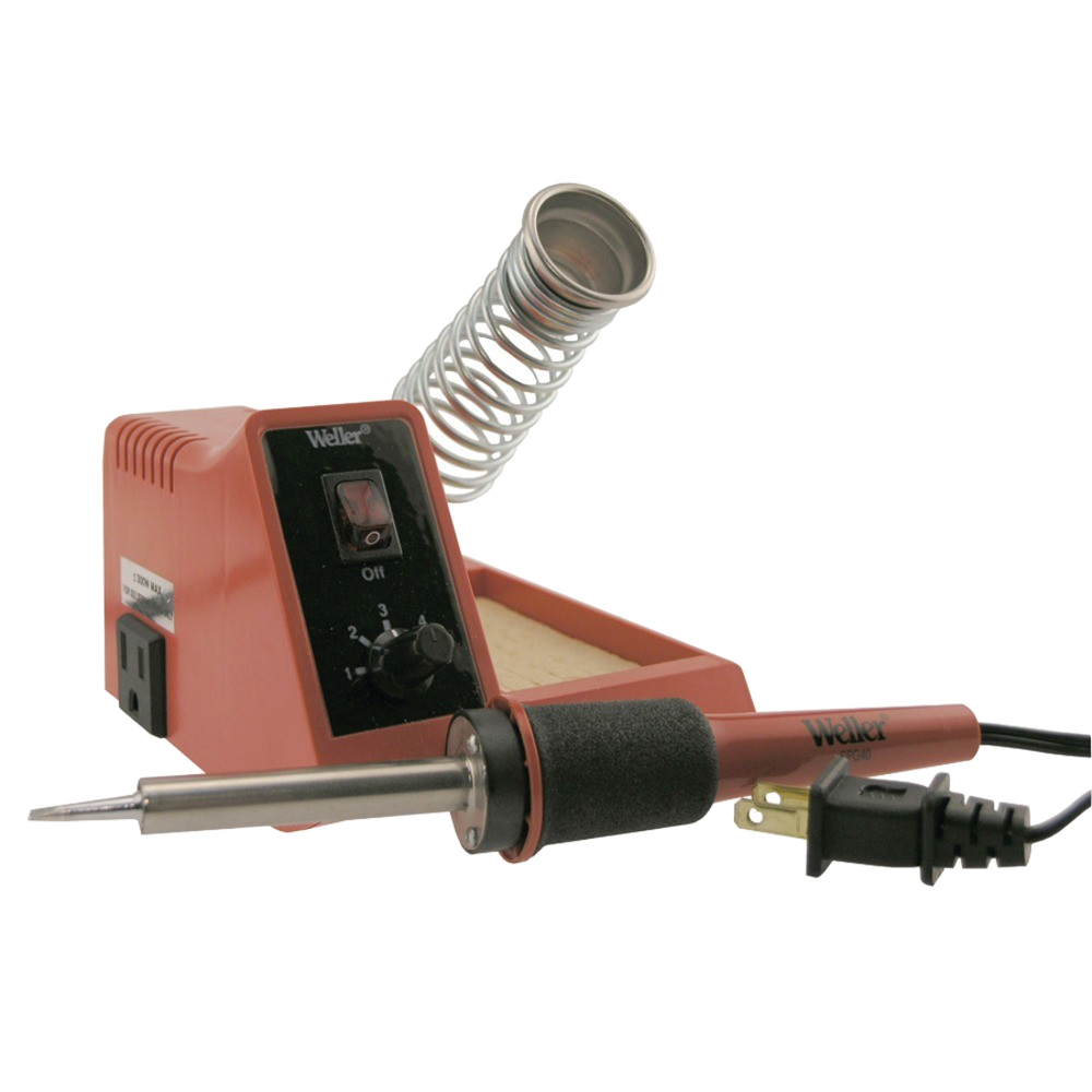 Weller 40-Watt Soldering Station Tools
